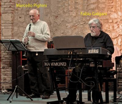 Marcello Pighini e Fabio Galgani