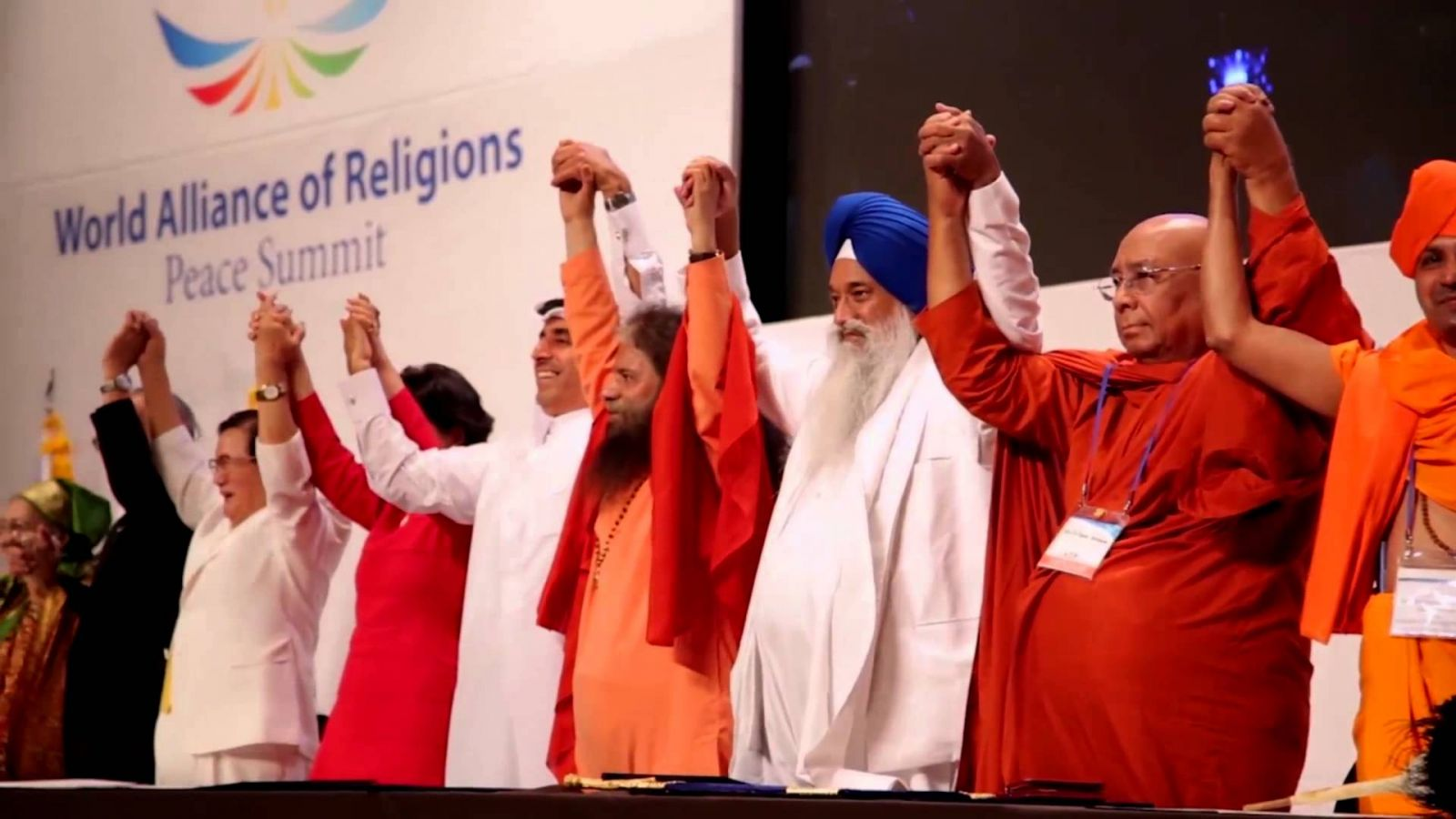 Religioni per la Pace - World Alliance of Religions for Peace Summit