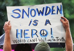 Snowden is a hero